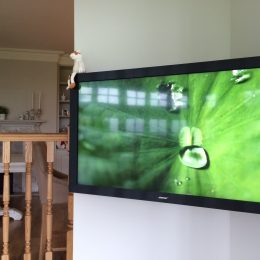 Bose TV wall mounting in Bristol and south west