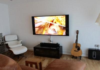 Audio visual installations Bristol