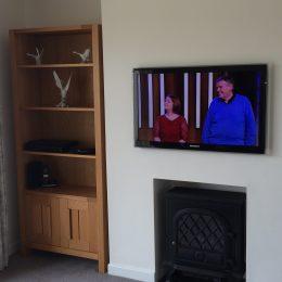 LED TV wall mounting Bristol