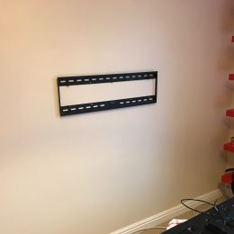 Television wall mounting in warmley bristol