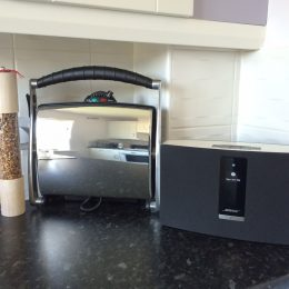 Bose soundtouch 20 wireless audio for kitchen