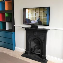 Television wall mounting in Bedminster Bristol