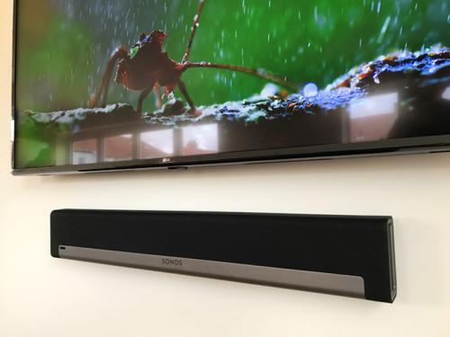 Sonos Play bar install Bristol