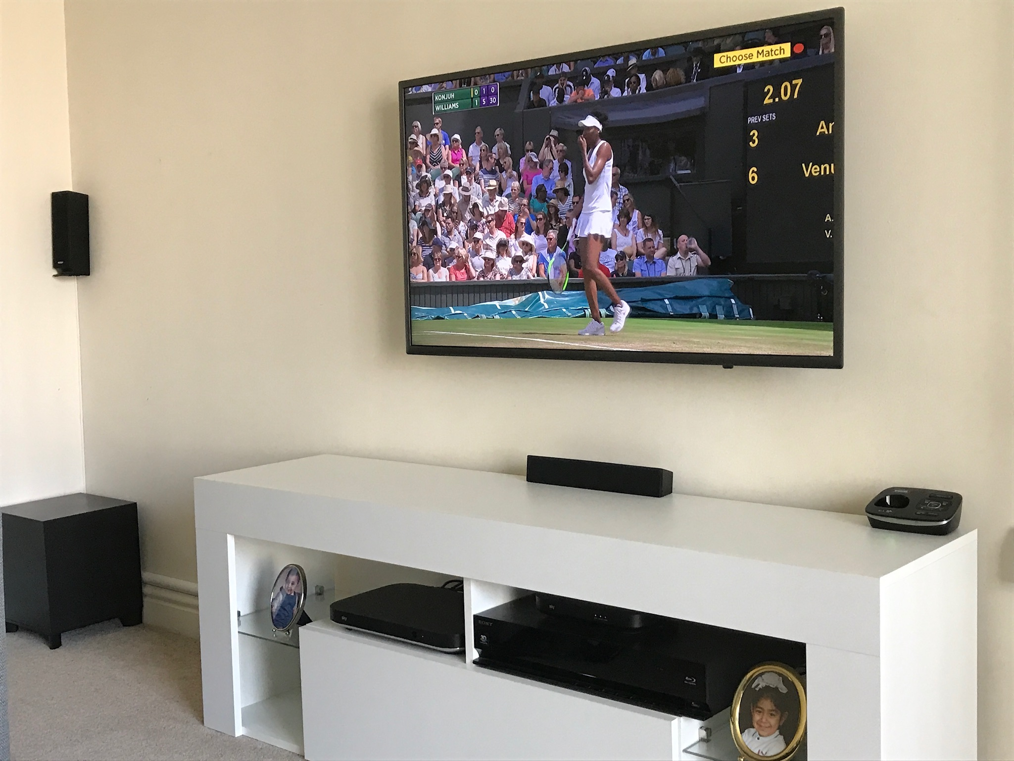 TV wall mounting cheswick village bristol